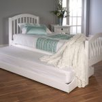 Limelight Despina Extra Long White Wooden Guest Bed Frame
