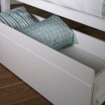 Limelight Despina White Set Of 2 Under Bed Drawers