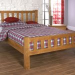 Limelight 4ft Astro Small Double Honeycomb Pine Bed Frame
