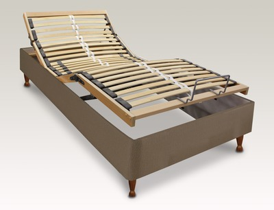 4b860dae07e6 Supplied by Furmanac, the UK's only manufacturer of motion beds, this  adjustable bed base is designed to aid those whose mobility is limited and  suffer from ...