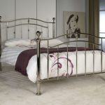 Limelight Lyra King Size Chrome Bed Frame
