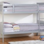Seconique Kennedy Grey Wooden Bunk Bed Frame