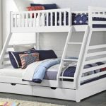 Sweet Dreams Space White Triple Bunk Bed Frame