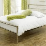 Limelight Celestial Double Chrome Metal Bed Frame