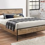 Birlea Urban Rustic King Size Bed Frame