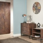 Welcome Assembled Diego Copper Double Open Locker