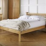 Birlea Woburn Double Oak Bed Frame