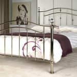 Limelight Callisto King Size Chrome Bed Frame