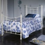 Limelight Metis Single Ivory Metal Bed Frame
