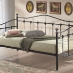 Birlea Torino Black Metal Day Bed Frame