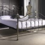 Limelight Cygnus Double Chrome Bed Frame