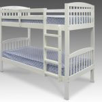 Asc Libra Wooden Bunk Bed Frame With 2 Free Dura Budget Mattresses