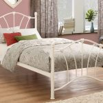 Birlea Sophia Single Cream Metal Bed Frame