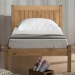 Birlea Rio Single Pine Bed Frame
