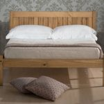 Birlea Rio Double Pine Bed Frame
