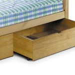 Julian Bowen Flat Packed Pickwick Pine Under Bed Drawer