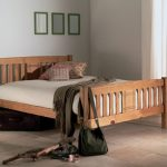 Limelight Sedna Double Pine Bed Frame