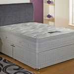 Dura 4ft Savoy Pocket 1000 Small Double Divan Bed