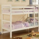 Limelight Pavo White Wooden Bunk Bed Frame