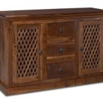 Lpd Assembled Darjeeling Sheesham Large Sideboard