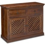 Lpd Assembled Darjeeling Sheesham Small Sideboard