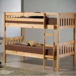 Birlea Seattle Pine Bunk Bed Frame