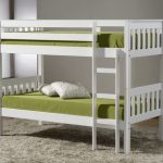 Birlea Seattle Ivory Wooden Bunk Bed Frame