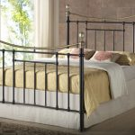 Birlea Bronte King Size Black Metal Bed Frame
