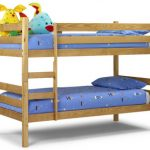 Julian Bowen Wyoming Pine Bunk Bed Frame