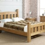 Birlea Woodstock Double Oak Bed Frame