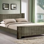 Asc Bali Regal Double Wooden Bed Frame