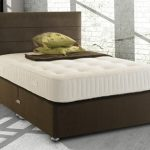 Shire 4ft Eco Deep Pocket 1000 Small Double Mattress With Victoria Div